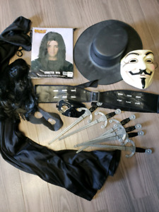 Guy Fawkes Costume