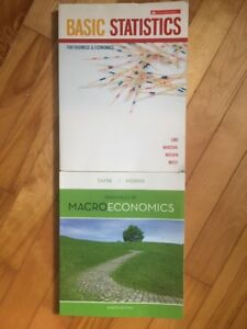 Second Year NBCC Business Administration Textbooks