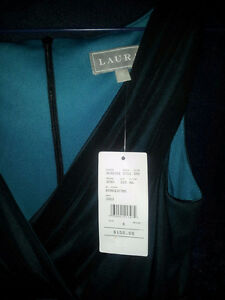 Black Blue Laura dress never worn Oakville / Halton Region Toronto (GTA) image 1