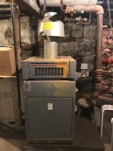 Larrs Heating System - Boiler 250,00 BTU