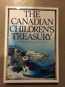 THE CANADIAN CHILDREN's TREASURY-$5.00