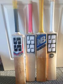 Cricket bats (bargain price)