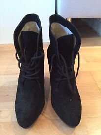 Brand new Michael Kors laced up heels