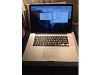 "MINT MacBook Pro 15"" retina 2.2Ghz i7"