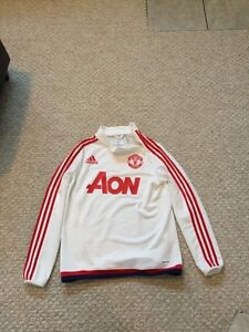 Manchester United training top never worn