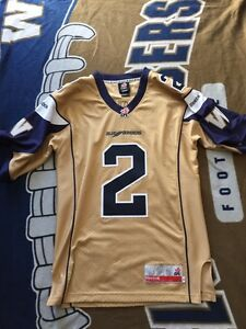 Blue Bombers #2 Size Small Men's