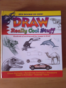 Price DROP! Beginners Instructional Drawing Book Westmead Parramatta Area Preview