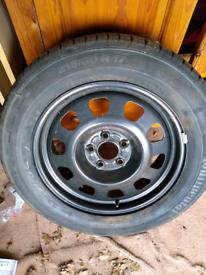 Continental 215/60/R17 96H tyre unused