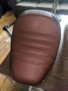 2018 Indian Scout Bobber OEM Solo Seat Low Brown Seat