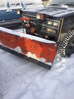 Myers 8 Foot Plow Package Complete