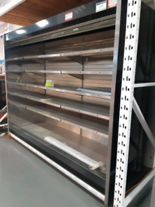Used Freezer Coolers Supermarket Meat Deli Food Equipment