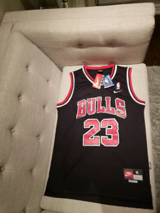 NBA Chicago Bulls Michael Jordan Jersey