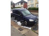 2006 Vauxhall Combo 12 Month MOT***READY FOR WORK***