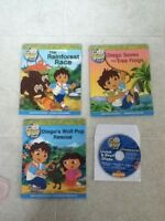 Diego Books with CD