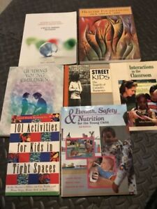Books for Early Childhood Education course