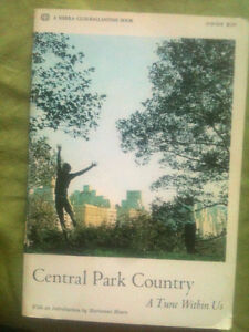 Central Park Country - A Tune Within Us by Johnston Ed. Brewer