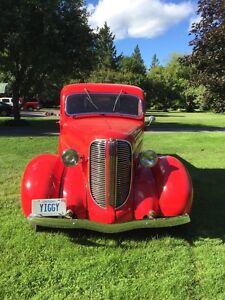 1938 dodge antique truck
