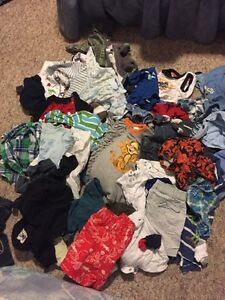 6-12 month baby boy clothing lot
