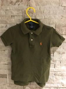 Polo T-Shirt for 2 years old Boy