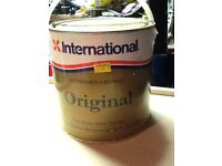 International Original Yacht Varnish 5 Litres