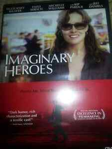 DVD: IMAGINARY HEROES (2004)