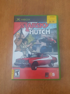 Starsky and Hutch for Xbox