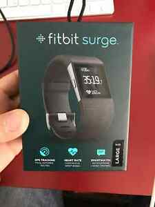 Fitbit Surge Smartwatch With GPS & Heart Rate Monitor