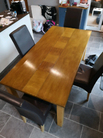 Dining Table - solid wood