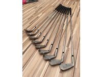 Dynaflite golf clubs irons