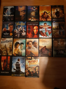 DVD MOVIES...GREAT TITILES