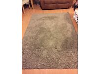Ikea rug 230 x 150 large natural colour
