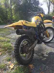 1985 suzuki dr 100 dirt bike
