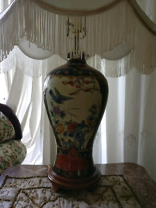 Vintage Living Room  Lamps