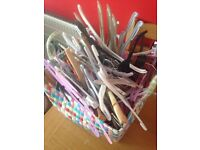 Bundle of coat hangers !!FREE!! (Not cars, pets, toys, furniture)