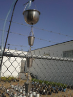 Stainless Steel Rain Chain $12/ft. Kitchener / Waterloo Kitchener Area Preview