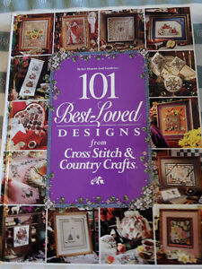 101 Best-Loved Designs from Cross Stitch and Country Crafts