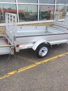 Project utility trailer