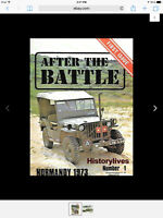 After the battle magazine lot issues 1-13
