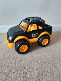 Cat car jeep