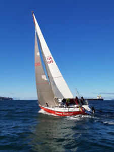 Choate 27 - Racer/Cruiser Sailboat