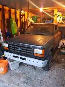 1992 Ford Ranger 4x4 for parts