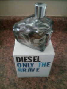 Diesel [Only The Brave] Cologne For Men [with original box]