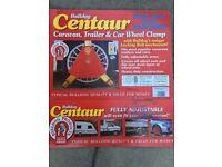 Bulldog Centaur Heavy Duty Commercial Vehicle Wheel Clamp RRP £233