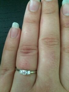 TRADE UP get $2000 off a new ring at BEN MOSS