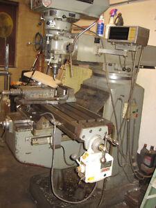 Milling Machine, Welding machines&saws
