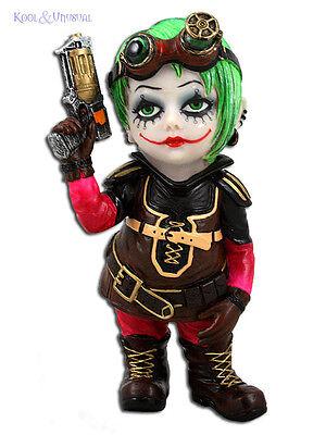 """Adorable """"Jokes Mischief"""" Steampunk Boy with Gun Cosplay Kids Statue"""