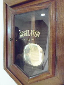Classic Wall Mount Regulator Clock! Timeless and Attractive! London Ontario image 2