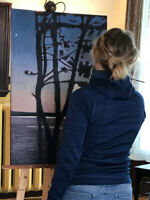 OIL PAINTING CLASSES AND WORKSHOPS HALIFAX
