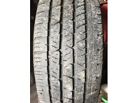 255/70/16 Continental tyre