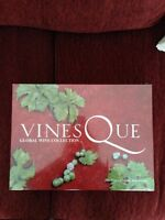 Vinesque: the wine collectors board game